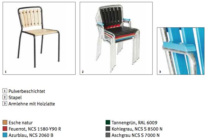 haefeli stuhl 1020 von haefeli im designlager d lmen. Black Bedroom Furniture Sets. Home Design Ideas