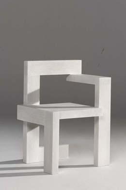 stuhl steltman stuhl von rietveld im designlager d lmen. Black Bedroom Furniture Sets. Home Design Ideas