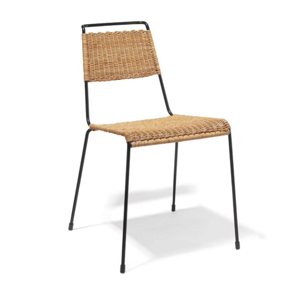 Rattan-Chair TT 54 by Richard Lampert
