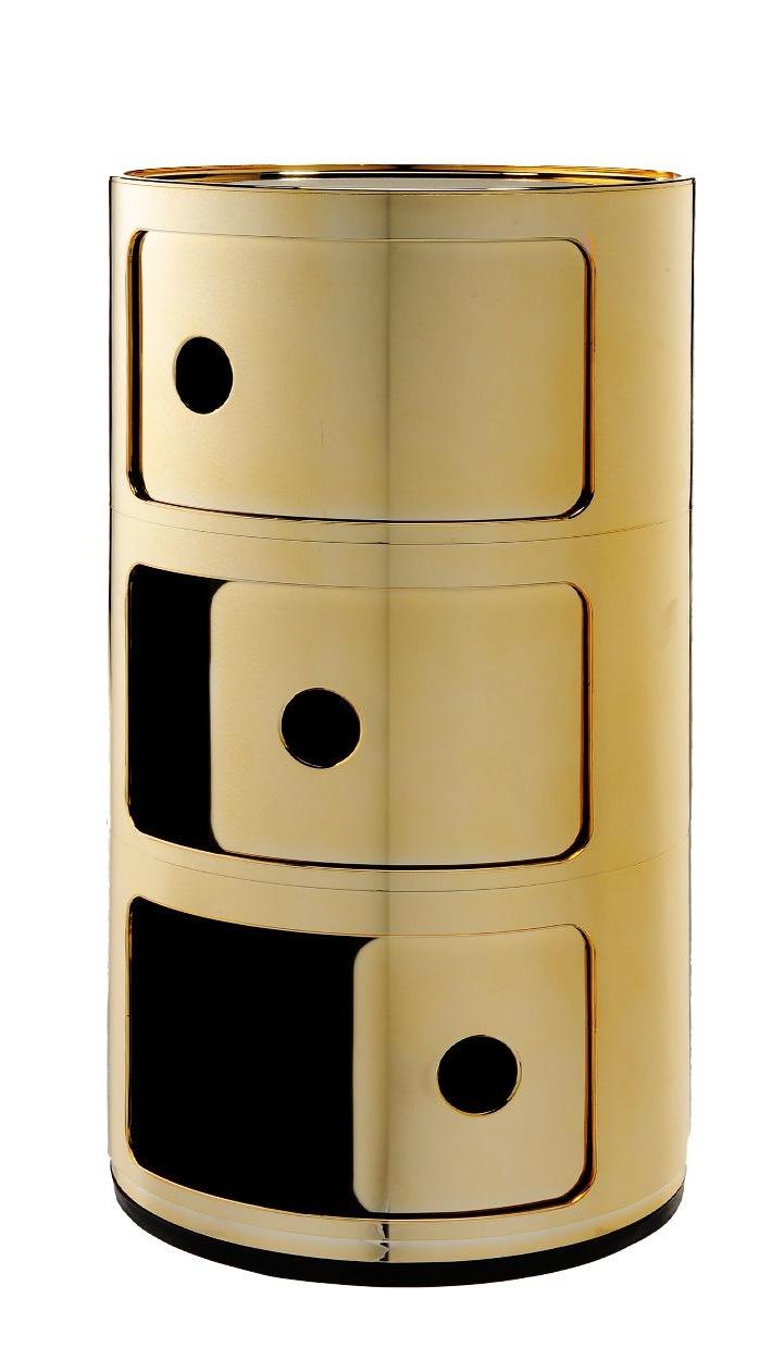kartell container componibili von castelli ferrieri im designlager d lmen. Black Bedroom Furniture Sets. Home Design Ideas