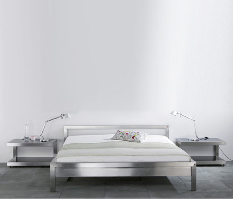 Bed Pure H 666