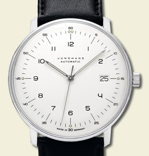 Armbanduhr Max Bill Automatic