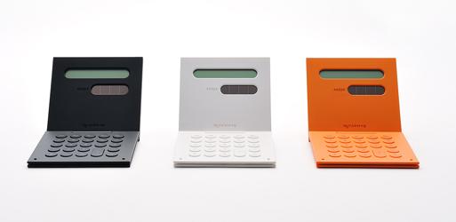 Originale design klassiker online shop und galerie in d lmen for Design tisch taschenrechner