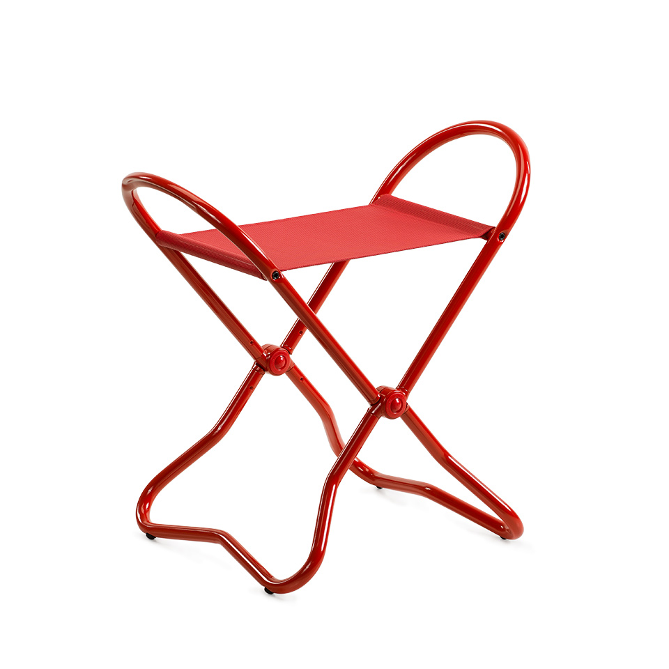 Folding stool / Museum stool CHICAGO by Lectus