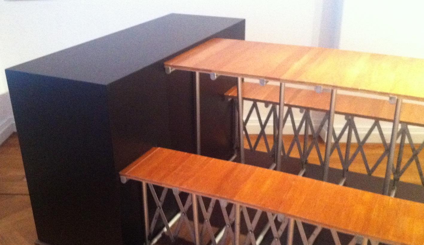 Tisch Tabula Rasa Von Ginbande Design Im Designlager D 252 Lmen