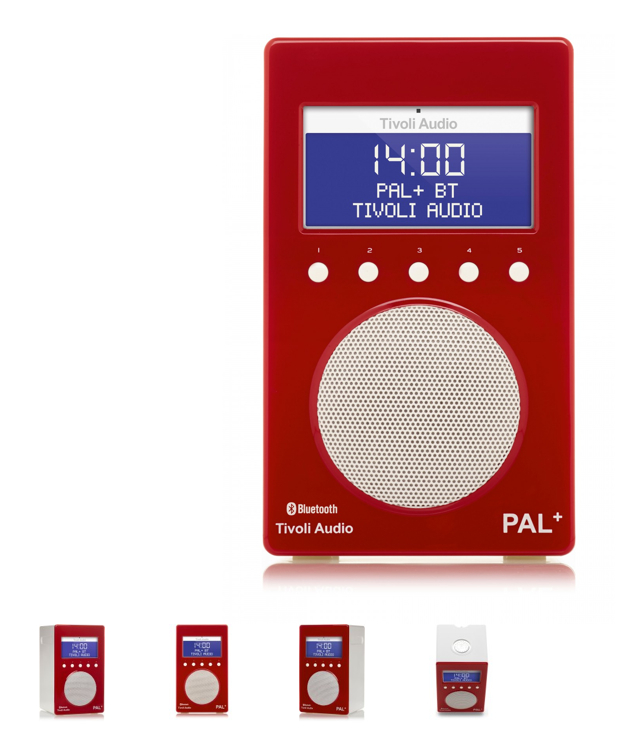 Tivoli Radio PAL+ BT