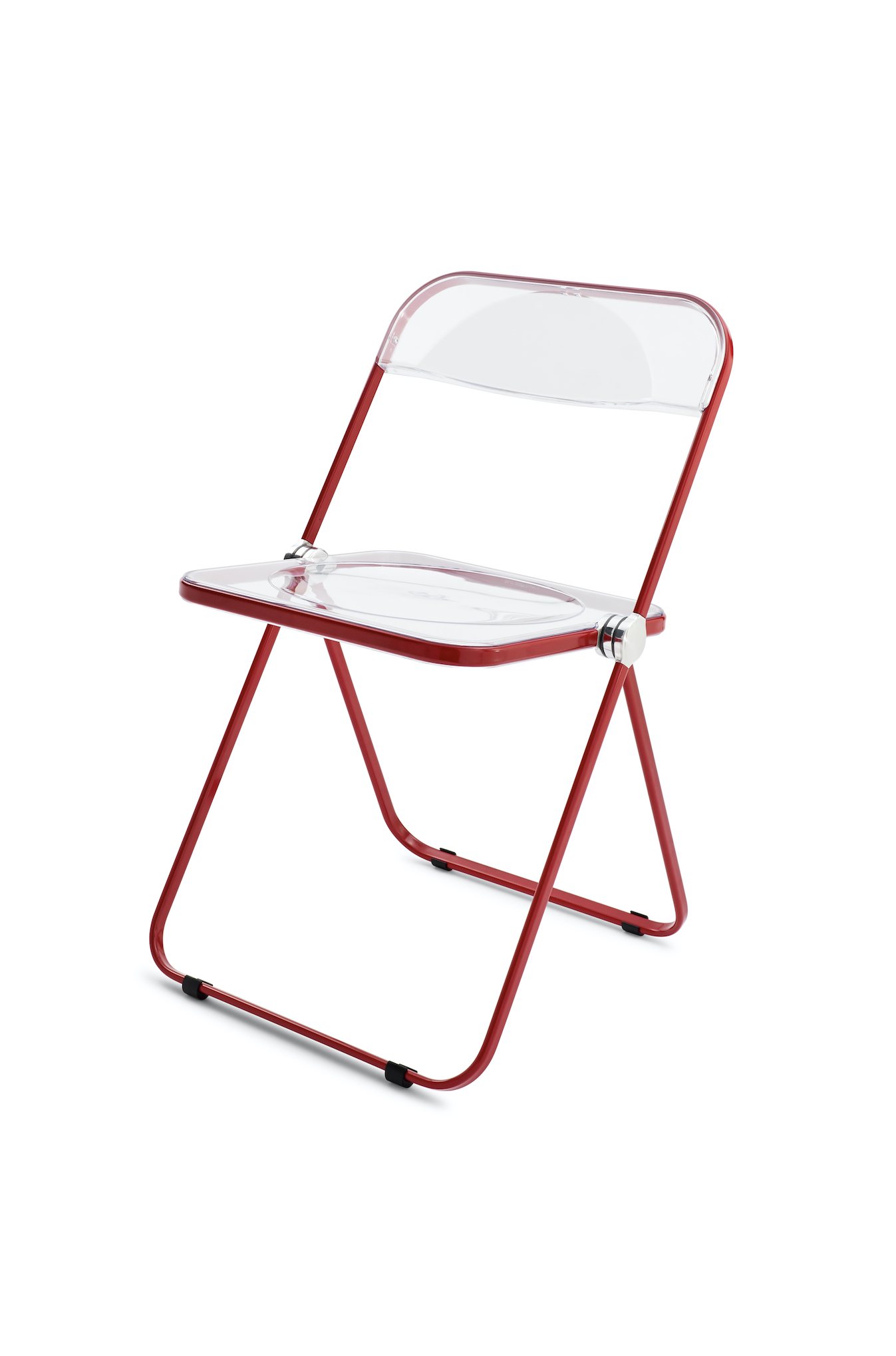 Castelli Folding chair PLIA, red