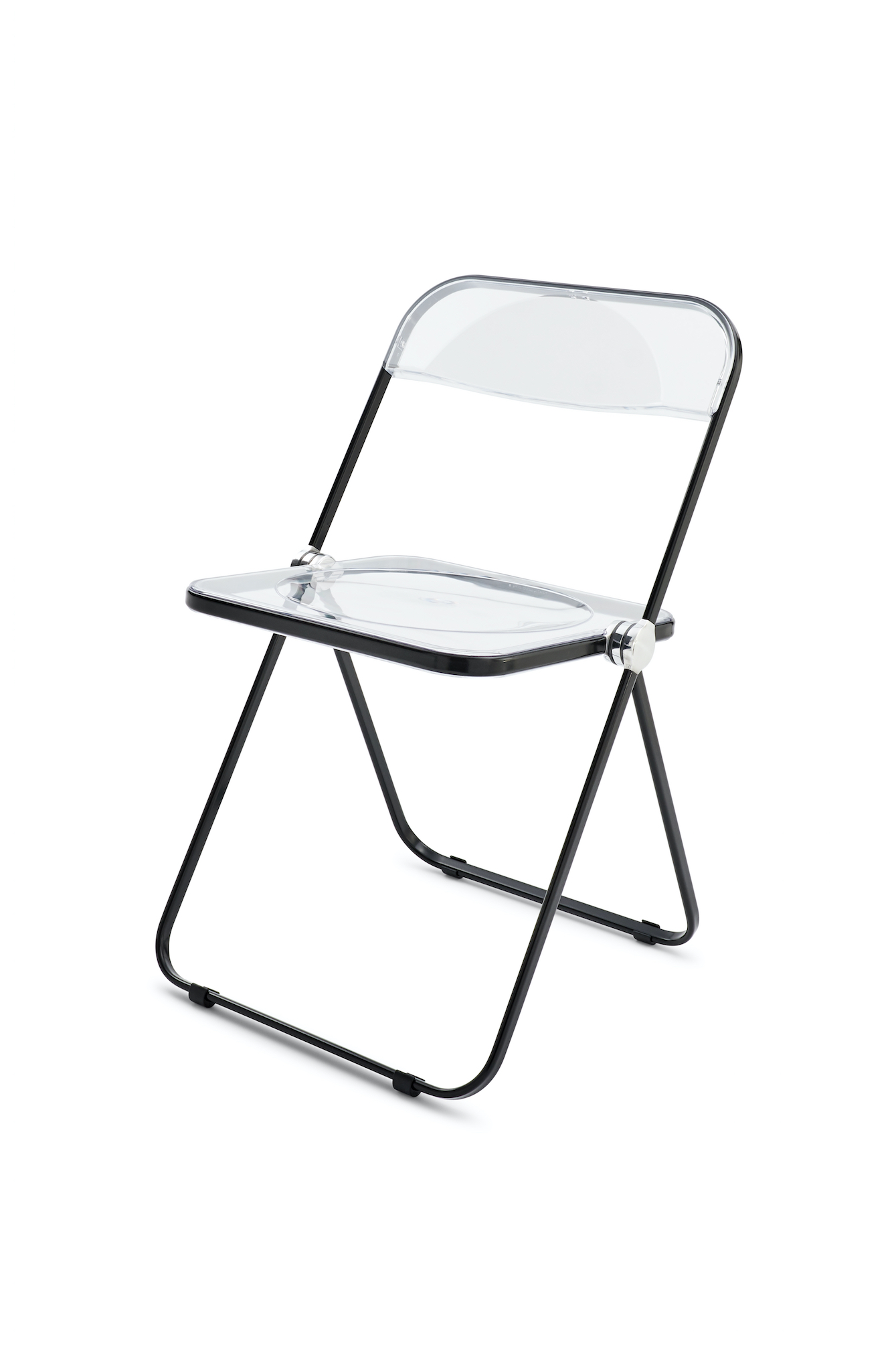 Castelli Folding chair PLIA, black