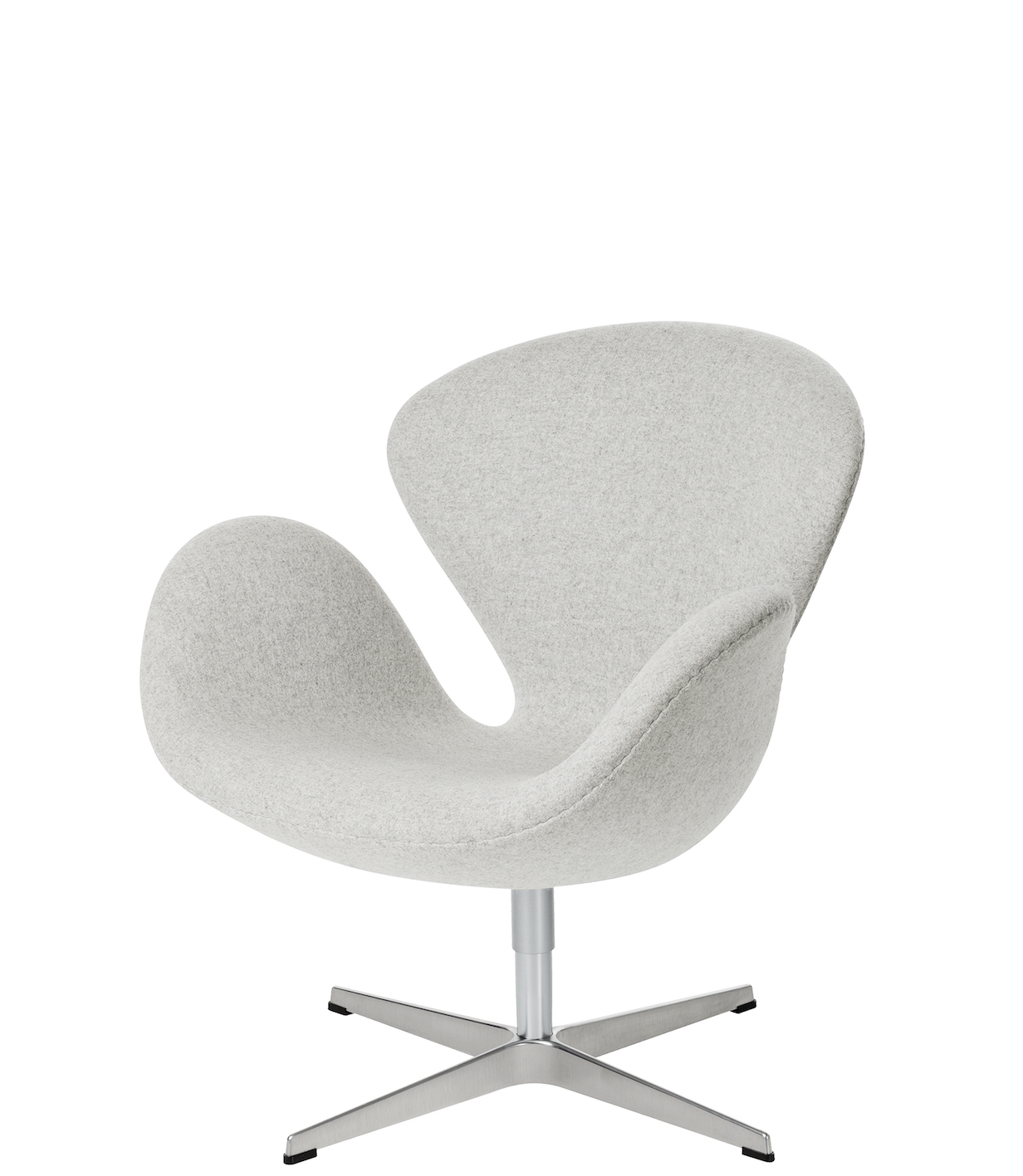 Swan sessel simple updated with sessel swan with swan for Egg chair nachbau