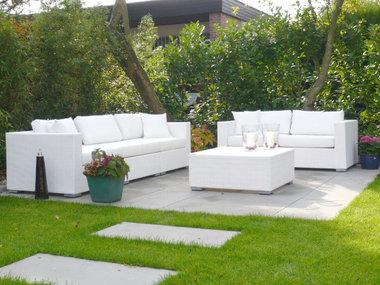 Garten-Lounge Garnitur Mercy von Kurtz Design im ...