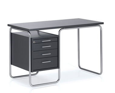 schreibtisch contor st 2000 von werksentwurf l c arnold stendal im designlager d lmen. Black Bedroom Furniture Sets. Home Design Ideas