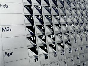 wand kalender 2018