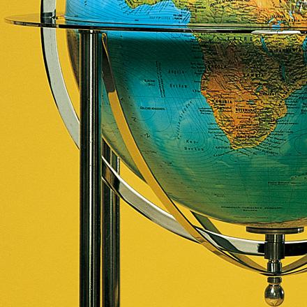 Le Corbusier Globus La Mappemonde Von Corbusier Im Designlager D 252 Lmen