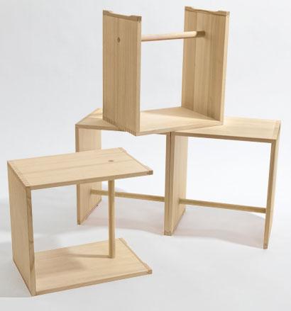 ulmer hocker von bill gugelot im designlager d lmen. Black Bedroom Furniture Sets. Home Design Ideas