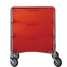 Kartell Regalcontainer Mobil