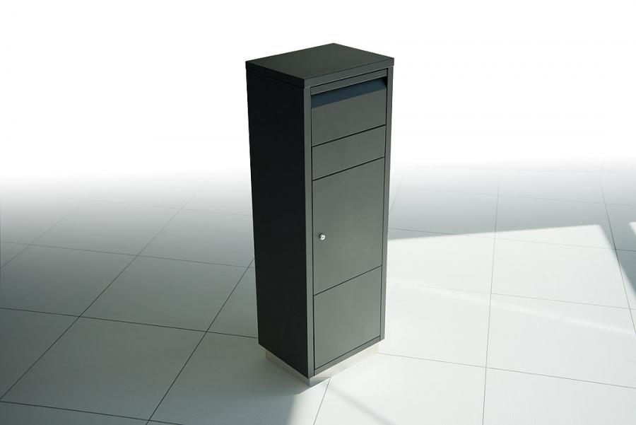 briefkasten paketkasten letterman standing ovation 2 von r sing im designlager d lmen. Black Bedroom Furniture Sets. Home Design Ideas