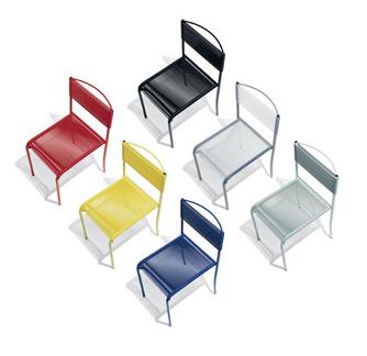 stuhl spaghetti gemini von belotti im designlager d lmen. Black Bedroom Furniture Sets. Home Design Ideas