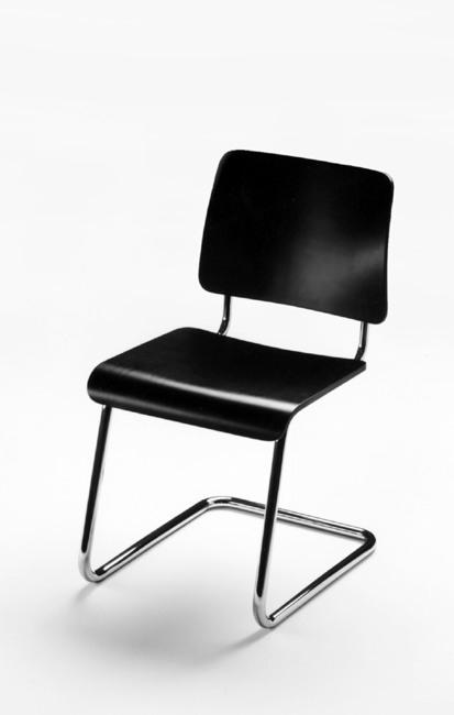 l c stendal freischwinger stuhl weimar von arnold im designlager d lmen. Black Bedroom Furniture Sets. Home Design Ideas